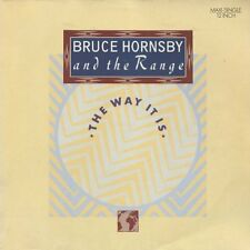 """Bruce Hornsby Way it is (1986, & The Range) [Maxi 12""""]"""