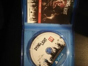 dying light ps4 used good condition  working game