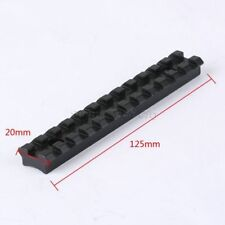 Tactical 20mm Rail Extend Scope Mount Base Picatinny Weaver Dovetail for Rifle