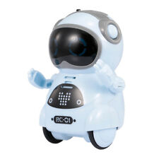 939A Pocket Robot Talking Interactive Dialogue Voice Recognition Record G8N1