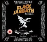 Black Sabbath - The End + Angelic Sessions - New CD/DVD Album
