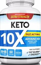 Reduced Price!!Keto 10X Advanced Weight Loss Supplement