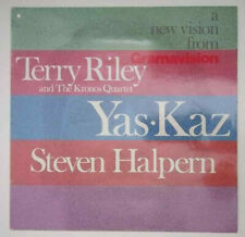 Terry Riley and the The Kronos Quartet, a new vision from Gramavision LP Vinyl