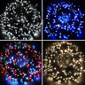 360-480-720-960 ICICLE - SUPER BRIGHT LED CLUSTER LIGHTS XMAS CHRISTMAS FESTIVAL