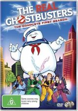 The Real Ghostbusters : Complete First Season (DVD, 2009, 2-Disc Set)