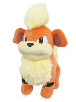 Official Pokemon Growlithe Plush Toy SANEI Poke Pocket Monster Doll 17cm Gift