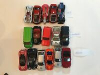 Lot of 20 die cast cars matchbox, Maisto, unbranded mcD Free Shipping