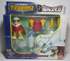 Rare Japanese Bandai Digimon Armor Digivolving Hawkmon Halsemon Action Figure