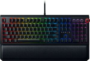 BlackWidow Elite Wired Gaming Mechanical Razer Green Switch Keyboard w/ RGB Back