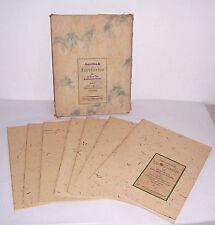 Handbuch & Lehrkursus für die Kunst des Zeichnens & Malens II Band Landschaft !