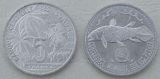 Komoren / Comoros 5 Francs 1992 p15 unz.