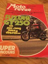 Motorrad Revision 1974 Nr 2157 Suzuki Gt 250 Gilles Husson Baby Enduro USA Usw
