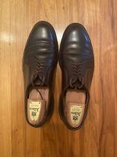 Alden Color 8 Horween Shell Cordovan PTB Plain Toe Blucher 11 E
