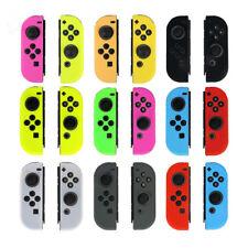 Funda de piel de silicona protector de accesorios para Nintendo Switch Controlador