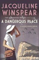 JACQUELINE WINSPEAR ___ A DANGEROUS PLACE   ___ BRAND NEW ___ FREEPOST UK