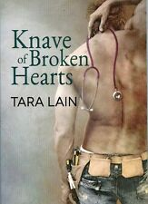 KNAVE OF BROKEN HEARTS * LARGE SOFTCOVER BOOK *  by: TARA LAIN *  GAY