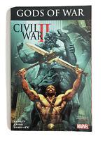 Civil War II Gods Of War By Dan Abnett -Marvel Trade Paperback Graphic Novel NEW
