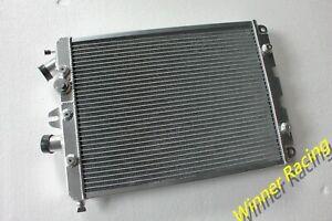 ALUMINUM RADIATOR For Ferrari 360 F131 3.6 2000-2006 W/ Sensor Hole Right Side