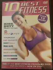10 Best Fitness Dvd Set Tai Fit Yogacize BodyFocus More Alive Fat Burners Over