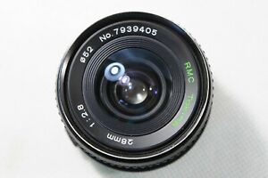Tokina 28mm F2.8 Lens for Olympus OM Mount, Free 2-3 Day Ship!!!