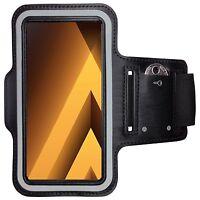 CoverKingz Samsung Galaxy A3 Sportarmband Fitness Jogging-Armband Running-Tasche