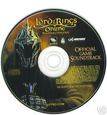 Lord of the Rings: Shadows of Angmar Soundtrack  LOTRO