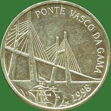 1998 Portugal 500 Escudos Coin (14 Grams .500 Silver)