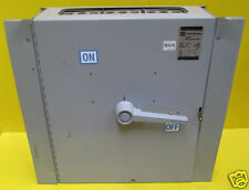 Cutler-Hammer FDPW367T /w Hardware 800A FDPW Fused Switch Westinghouse FDPW367