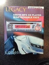 Legacy LCD46DX CD Player In Dash Receiver