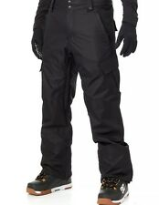 NEFF Men's GNARGO Snow Pants - Snowboard Skiing Black - X Large - NWT