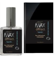 MAX 4 MEN ATTRACT HYPNOTIC PHEROMONE COLOGNE ADULT ENHANCER MALE