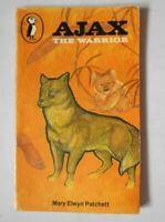 AJAX THE WARRIOR BY MARY ELWYN PATCHETT PB PUFFIN BOOK 1974