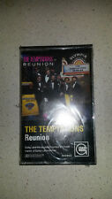 the temptations reunion music cassette STILL SEALED   fast dispatch
