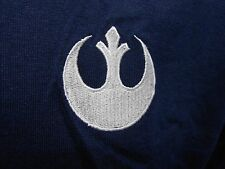 Mens Licensed Star Wars Rebel Alliance Embroidered Polo Shirt New 3XL