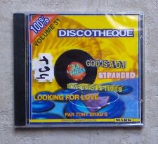 "CD AUDIO MUSIQUE / VARIOUS ""100% DISCOTHEQUE VOLUME 31"" 14T CD COMPILATION  NEUF"