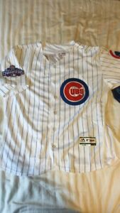 Chicago Cubs Majestic L 44 Flexbase Player Jersey  Anthony Rizzo
