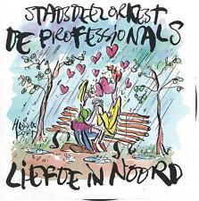 CD album - STADSDEELORKEST DE PROFESSIONALS - LIEFDE IN NOORD ( AMSTERDAM)