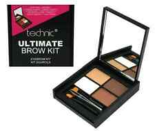 Technic Ultimate Brow Kit eyebrow makeup set powders wax tweezers & brush