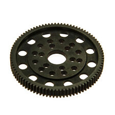 Axial SCX10 Steel Spur Gear Pitch Black For Alloy Center Gearbox - 1Pc