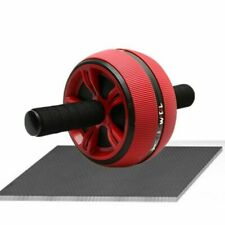 Ab Roller Wheel Red