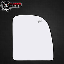 Passenger Side Mirror Heated Glass W Backing Fits Ford Econoline F250 F350 F450