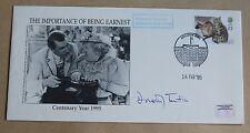 The importance of being earnest 1995 couverture signée par l'actrice dorothy tutin