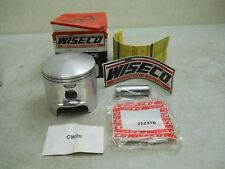 Wiseco NOS CR480, Piston, Rings, Clips, Pin, 0.50mm OS, # 554P2, 3524TD   S-105