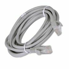 25 ft Cat-5e Ethernet Network Cable Rj45 Lan Dsl High Speed Networking Cable