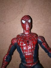 Spiderman 2 Movie Marvel Legends Rare figure 2004 BID NOW! Toy Biz