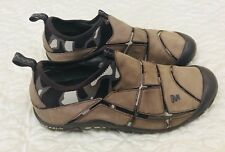 Merrell Mangrove Camouflage  Lt. Taupe Slip-on Comfort Shoes Walking  US 7