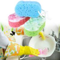 Blume gedruckt Schwamm Bad Werkzeuge Körperpflege Pinsel Hauch Dusche H7D7