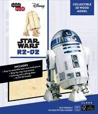 R2-D2 - STAR WARS - INCREDI BUILDS MAQUETTE EN BOIS