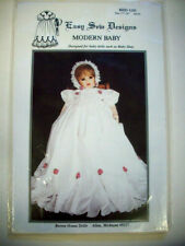 "Modern Baby doll dress pattern size 17 18"" BHD 1295 Brown house designs uncut"