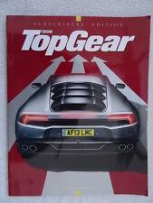 Top Gear Magazine 252 - Porsche 918,Nissan GT-R,A3 Cabriolet,Abarth 595,Type-R